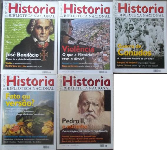 Revista De História Da Biblioteca Nacional - Frete Grátis