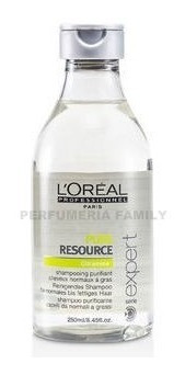 Shampoo Loreal Profesional Pure Resource Citramine 300 Ml