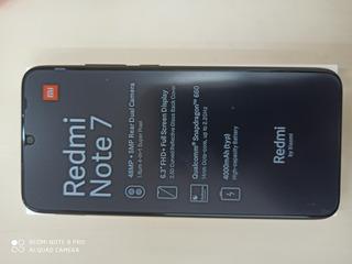 Redmi Note 7 Usado ( Já Está Vendido) Não Comprem