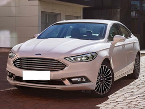 Ford Mondeo 2.0 Titanium 2018 Ecoboost At 240cv Empleadoford