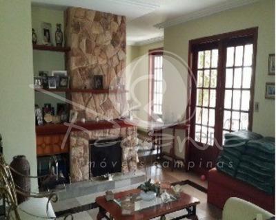 Casa Em Condomínio Para Venda No Sítio De Recreio Gramado Em Campinas. Imobiliária Em Campinas - Ca00214 - 2764437