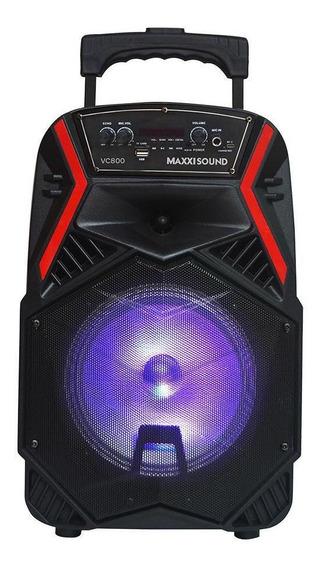 Caixa De Som Easybox 120w Maxxi Sound - Bivolt