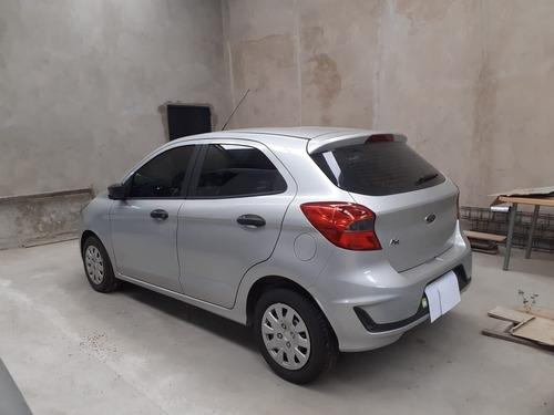 Nuevo Ford K