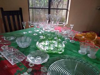 Cristalería Y Porcelana Antigua