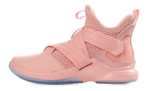 Nike Lebron Soldier Xii Rosa