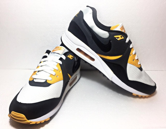 Tenis Nike Air Max Light White/black-dark Grey
