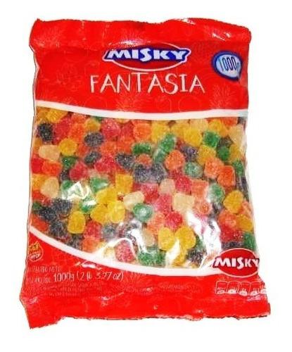 Gomitas Misky Fantasía - Conitos  X 1 Kgr - Lollipop