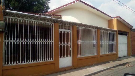 Inmueble Unifamiliar Ubicado En Centro De San Fernando