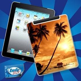 Kit 4 Skin Película Proteção Com Imagem Personalizada Tablet