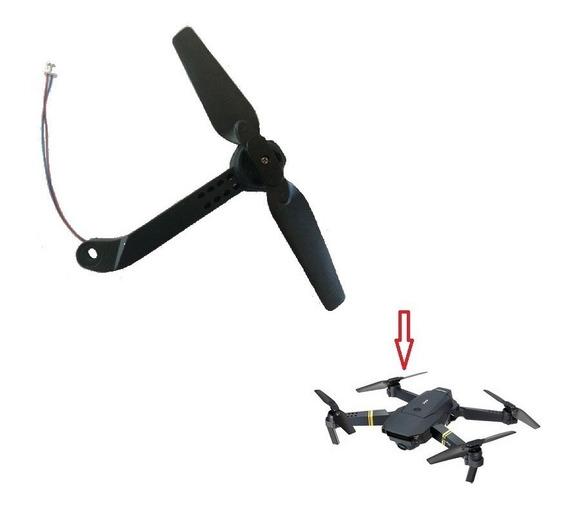 E58 Braço Completo Helices Motor Drones E58/fq35/jy019/xpro