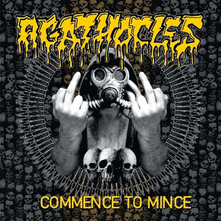 Cd : Agathocles - Commence To Mince (cd)