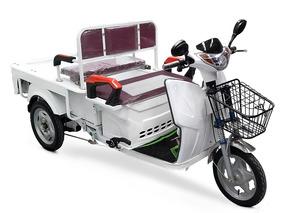 Motocarro Eléctrico V1 A 12 Meses Con Tarjeta De Crédito