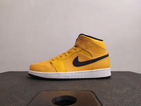Tenis Nike Air Jordan 1 Mid Talla #6.5mx Pambo_tenis