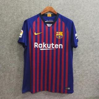 Camisa Barcelona 2018/19 Oficial Frete Grátis