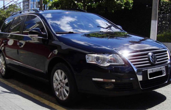 Volkswagen Passat Variant 2.0 Fsi 16v Gasolina