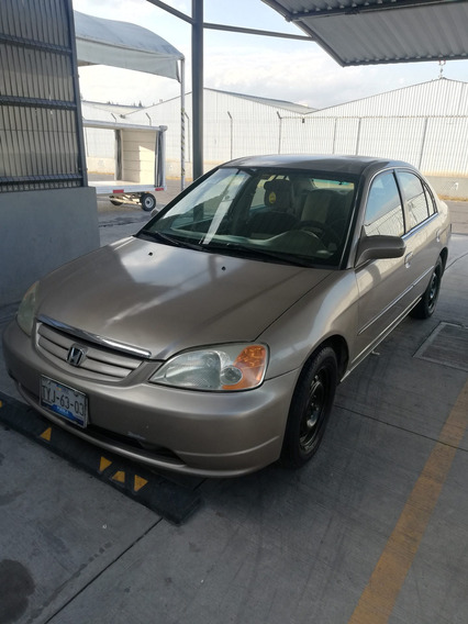 Vendo O Cambio Honda Civic 2002