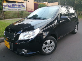 Chevrolet Aveo Emotion 5 Ptas At 1.6