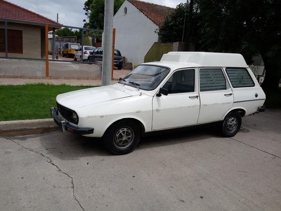 Renault 1978 Ambulancia Renault 12 Break