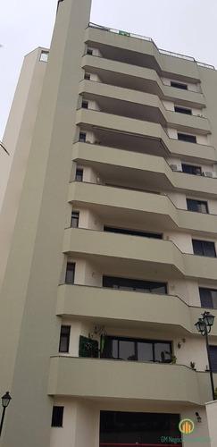 Apartamento A Venda No Bairro Vila São Francisco Em São Paulo - Sp. 3 Banheiros, 3 Dormitórios, 1 Suíte, 2 Vagas Na Garagem, 1 Cozinha,  Closet,  Área - W412