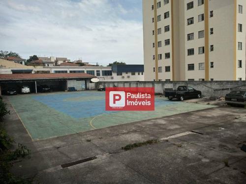 Terreno, 1000 M² - Venda Ou Aluguel - Vila Santa Catarina - São Paulo/sp - Te0534