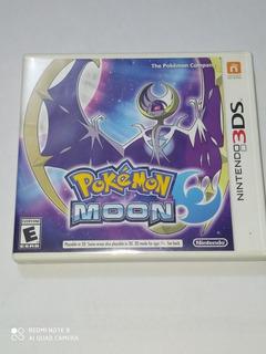 Pokemón Luna,mario Party,fifa 3ds Todo En Caja,detalle Mario