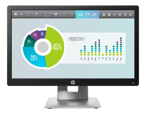 Monitor Hp Elitedisplay E202 2