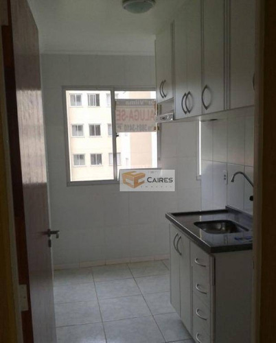 Apartamento Com 2 Dormitórios À Venda, 49 M² Por R$ 230.000 - Capuava - Valinhos/sp - Ap7209