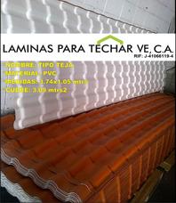 Laminas Para Techar Pvc Mejor Q Techo De Zinc Acerolit