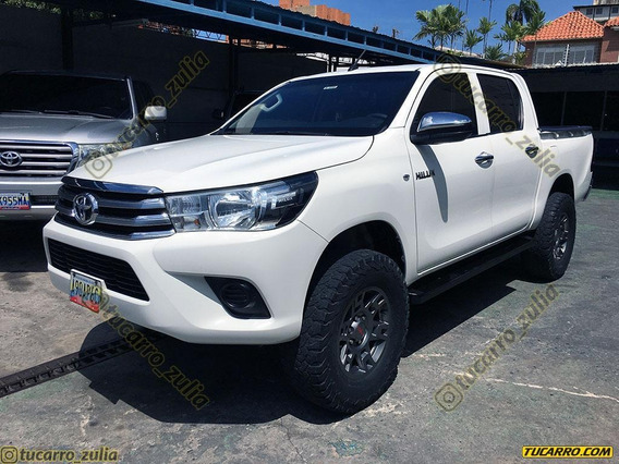 Toyota Hilux Blindada Nivel Iii Plus