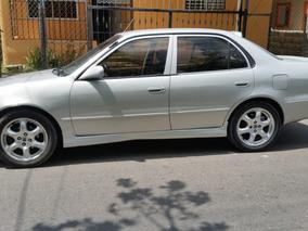 Toyota Corolla 2000 En Muy Buenas Condiciones!!
