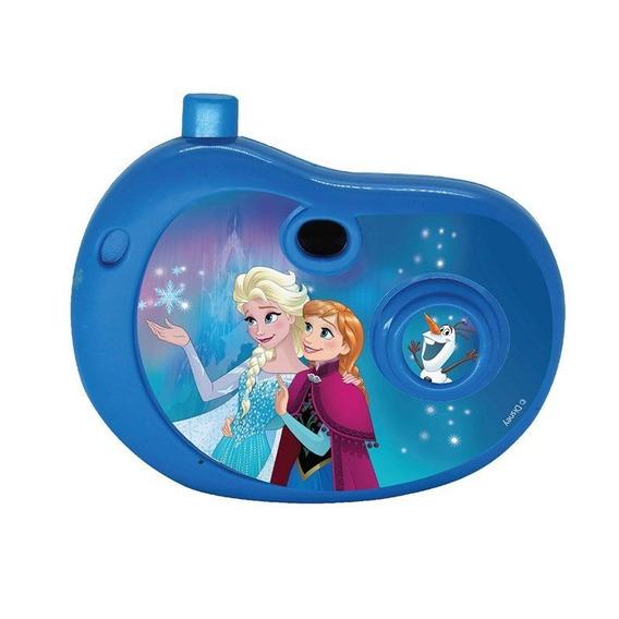 Câmera Fotográfica Frozen Disney - Etitoys