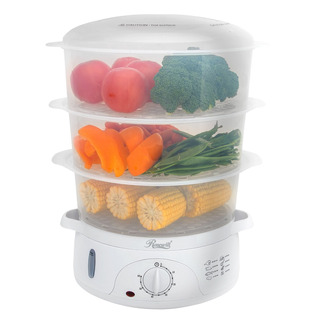 Rosewill Bpa-free, 9.5 Quart (9l), 3-tier Stackable Baske