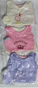 Promoção Kit 12 Conj Verão Bebe Pequeno Prematuro Menino (a)