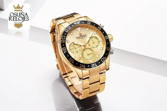 Relógio Masculino Naviforce 9147 Original