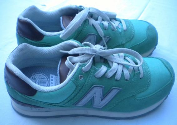 Zapatillas New Balance Wl574 Dama T 35,5 Ar Usada
