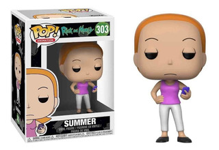 Funko Pop Animation Rick And Morty Summer 303