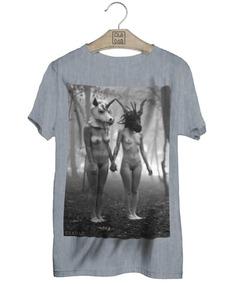 Camiseta Mulheres Nuas
