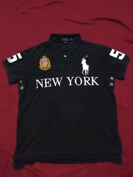 Playera Polo Ralph Lauren Edición New York