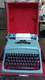 Maquina Escrever Olivetti Studio 44 - Raridade