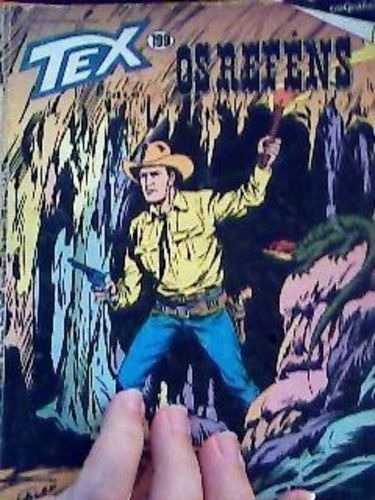 Revista Tex Nº199 Os Reféns Vários