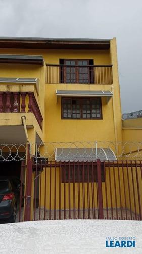 Casa Assobradada - Central Parque Sorocaba - Sp - 634807