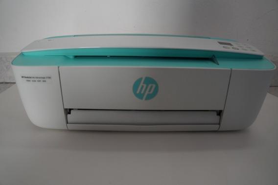 Impressora Hp Deskjet - Ink Advantage 3790 Perfeito Estado