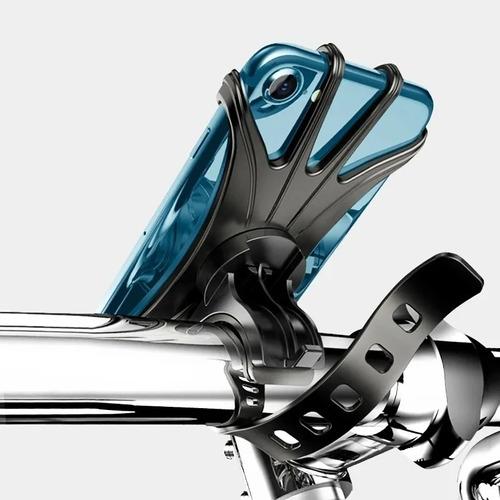 Soporte Universal Para Celular,apto Para Bicicleta, Moto,etc