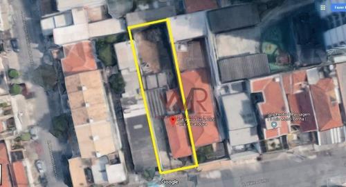 Terreno À Venda, 400 M² Por R$ 1.275.000,00 - Vila Aricanduva - São Paulo/sp - Te0037
