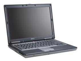 Notebook Dell Latitude D520 Core 2 2gb Hd 250 Windows 7 Wifi