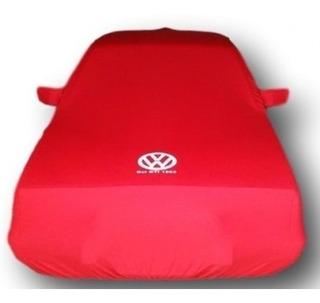 Capa Volkswagen Gol Quadrado Vw Automotiva G1 Carro Vermelho