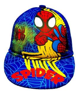 Gorra De Niño De Spiderman