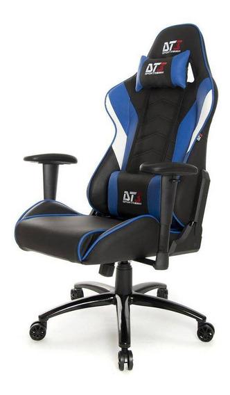 Cadeira Gamer Dt3 Sports Elise, 10634-4, Azul