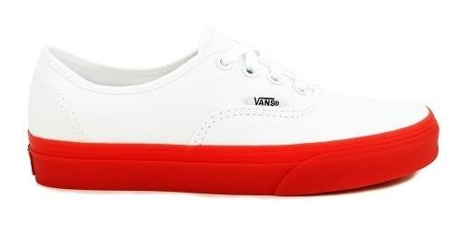 Tenis Vans Para Dama Vn-38emq9o Blanco [van1278]