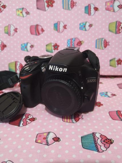 Nikon 3200 + Objetivas